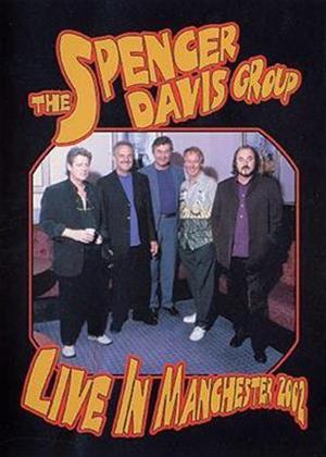 Rent The Spencer Davis Group: Live in Manchester 2002 Online DVD Rental