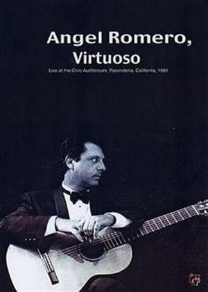 Rent Angel Romero: Virtuoso Online DVD Rental