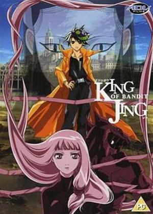 Rent King of Bandit Jing: Vol.4 Online DVD Rental