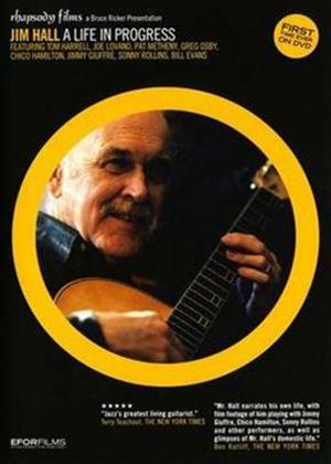 Rent Jim Hall: A Life in Progress Online DVD Rental