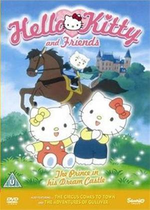 Rent Hello Kitty: The Prince in His Dream Castle Online DVD Rental