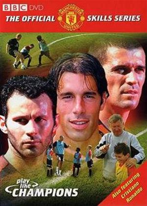 Rent Manchester United: Play Like Champions Online DVD Rental