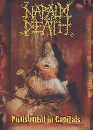 Rent Napalm Death: Punishment in Capitals Online DVD Rental