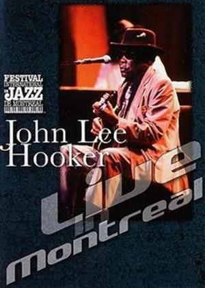 Rent John Lee Hooker: Live in Montreal Online DVD Rental