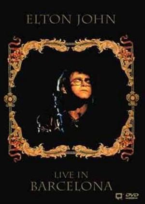 Rent Elton John: Live in Barcelona Online DVD Rental