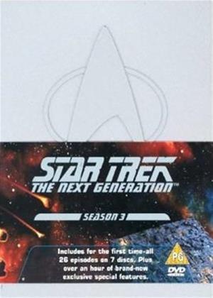 Rent Star Trek: The Next Generation: Series 3 Online DVD & Blu-ray Rental