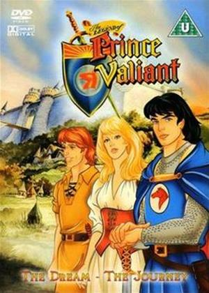 Rent Prince Valiant: The Dream and The Journey Online DVD Rental