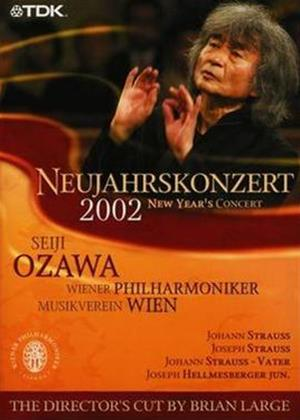 Rent New Year's Concert 2002 (Neujahrskonzert) Online DVD Rental