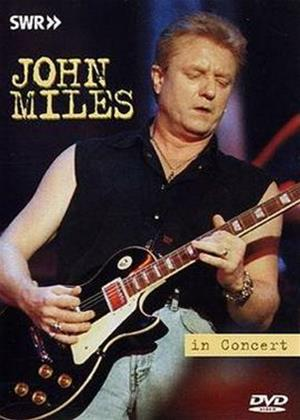 Rent John Miles: Live in Concert Online DVD Rental
