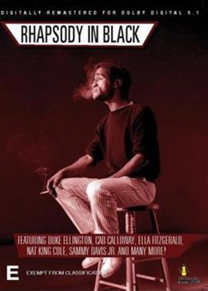 Rent Rhapsody in Black Online DVD Rental