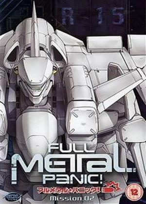 Rent Full Metal Panic: Mission 2 Online DVD Rental