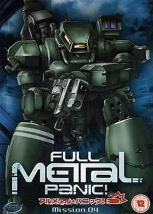 Rent Full Metal Panic: Mission 4 Online DVD Rental