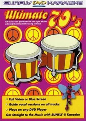 Rent Sunfly Karaoke: Ultimate 70s Online DVD Rental