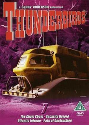 Rent Thunderbirds: Vol.7 Online DVD Rental