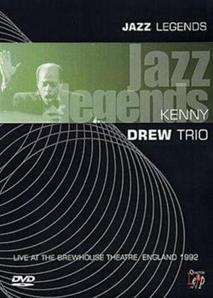 Rent Jazz Legends Live!: Kenny Drew Trio Online DVD Rental