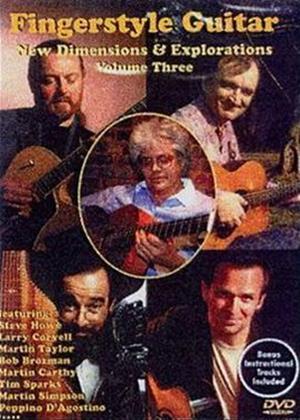 Rent Fingerstyle Guitar: Vol.3 Online DVD & Blu-ray Rental