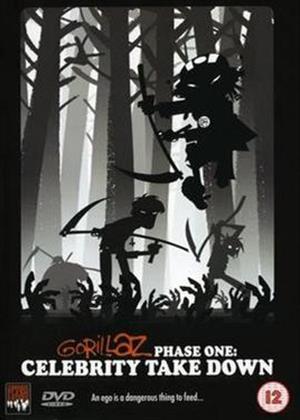 Rent Gorillaz: Phase One: Celebrity Take Down Online DVD Rental