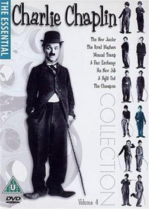 Rent The Essential Charlie Chaplin: Vol.4 Online DVD Rental