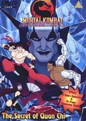 Rent Mortal Kombat: Vol.3 Online DVD Rental