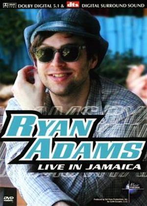 Rent Ryan Adams: Live in Jamaica Online DVD Rental