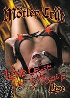 Rent Motley Crue: Lewd, Crued and Tattooed Online DVD Rental