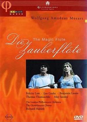 Rent Mozart: Die Zauberflote: Glyndebourne Festival Opera Online DVD Rental