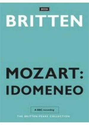 Rent Mozart: Idomeneo Online DVD & Blu-ray Rental