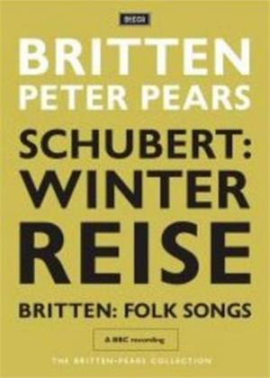 Rent Schubert: Winterreise / Britten: Folksongs Online DVD & Blu-ray Rental