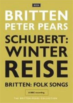 Rent Schubert: Winterreise / Britten: Folksongs Online DVD Rental