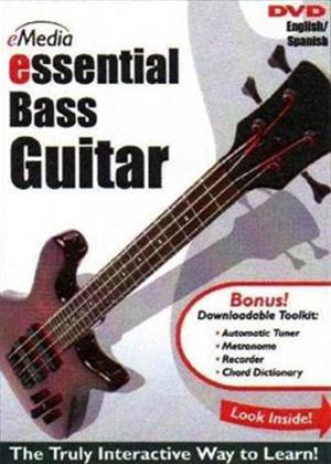 Rent Essential Bass Guitar Online DVD Rental
