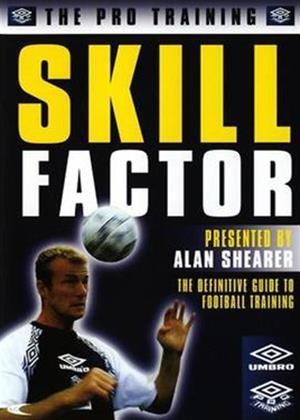 Rent Alan Shearer: Skill Factor Online DVD Rental