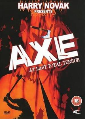 Rent Axe Online DVD Rental