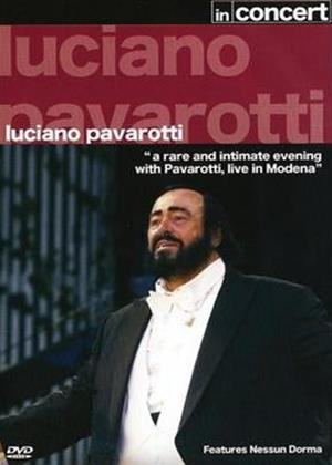 Rent Luciano Pavarotti: Modena Concert Online DVD & Blu-ray Rental