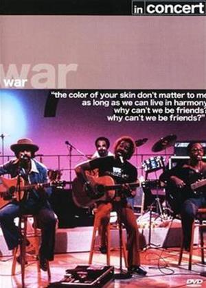 Rent War: In Concert Online DVD Rental