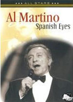 Rent Al Martino: Spanish Eyes Online DVD Rental