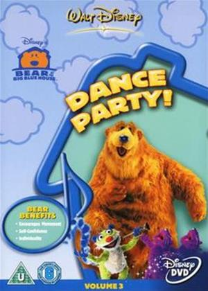 Rent Bear in Big Blue House: Dance Party! Online DVD & Blu-ray Rental