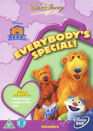 Rent Bear in Big Blue House: Everybody's Special Online DVD Rental