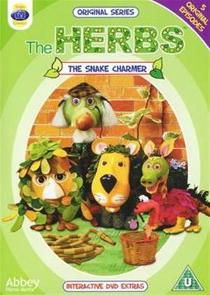 Rent The Herbs: The Snake Charmer Online DVD Rental