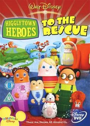 Rent Higglytown Heroes: Vol.1 Online DVD Rental