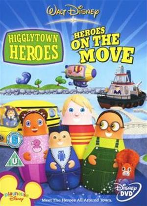 Rent Higglytown Heroes: Vol.2 Online DVD Rental