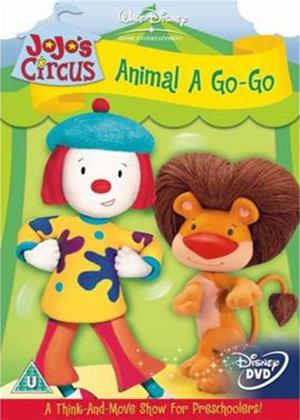 Rent Jo Jo's Circus: Animal a Go Go Online DVD Rental