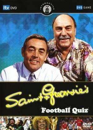 Rent Saint and Greavsie: Interactive Football Quiz Online DVD Rental