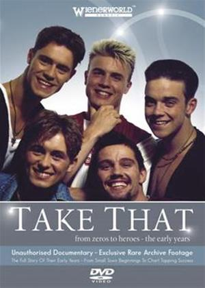 Rent Take That: Zeroes to Heros Online DVD Rental