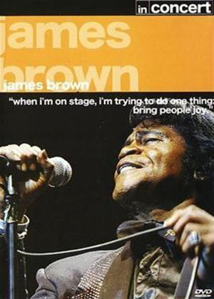 Rent James Brown: In Concert Online DVD Rental