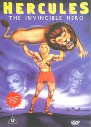 Rent Hercules: The Invincible Hero Online DVD Rental