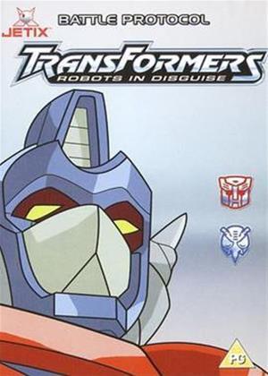 Rent Transformers: Battle Protocol Online DVD Rental
