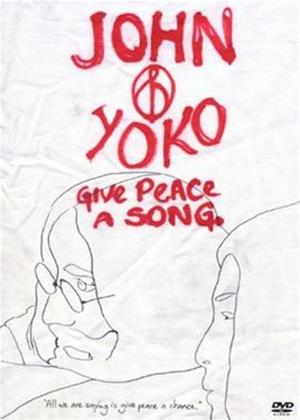 Rent John Lennon: Give Peace a Song Online DVD Rental