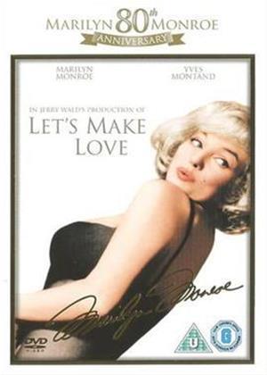 Rent Let's Make Love Online DVD Rental