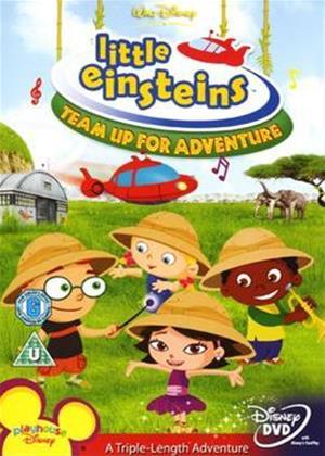 Rent Little Einsteins: Team Up for Adventure Online DVD Rental