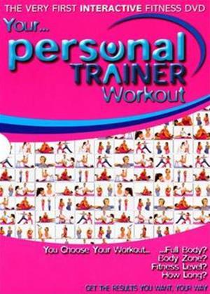 Rent Personal Trainer Interactive Online DVD Rental
